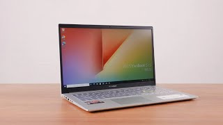 ASUS Vivobook S15 Notebook Review   First look at the VivoBook S510