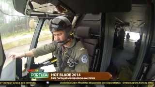 Força Aérea: HOT BLADE 2014 - Fala Portugal