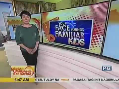 YFSF Kids LaSa behind the scenes