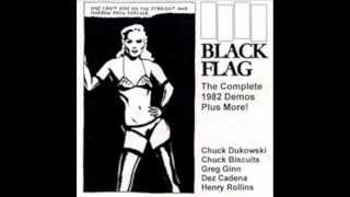 Black Flag - Beat My Head Against the Wall [1982 demo 7/10]