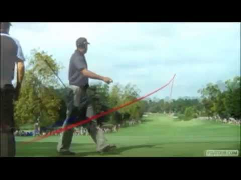 Tiger Woods Protracer Compilation 8