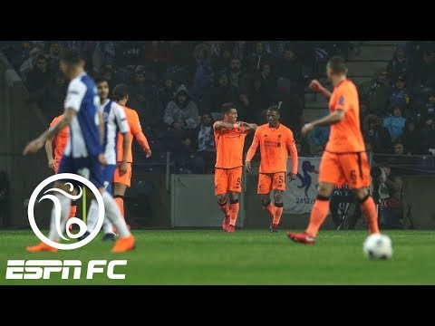 Liverpool thrashes Porto 5-0 in Champions League behind Sadio Mane's hat trick | ESPN FC