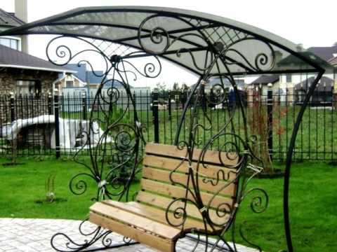 Садовые качели 15 Дачные качели для сада в Днепропетровскеиз YouTube · Длительность: 36 с