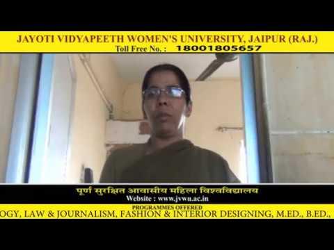 Jayoti Vidyapeeth - Connect To Community