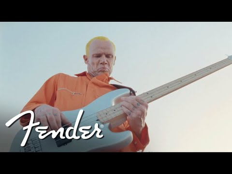 Dan Joyce - Flea Plays Maggot Brain on His Signature Fender Bass