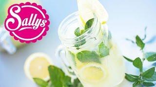 die Limo - Zitronen-Limonade selber machen / Samiras Limonaden-Stand