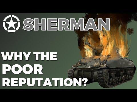 Sherman: Why the bad Reputation?