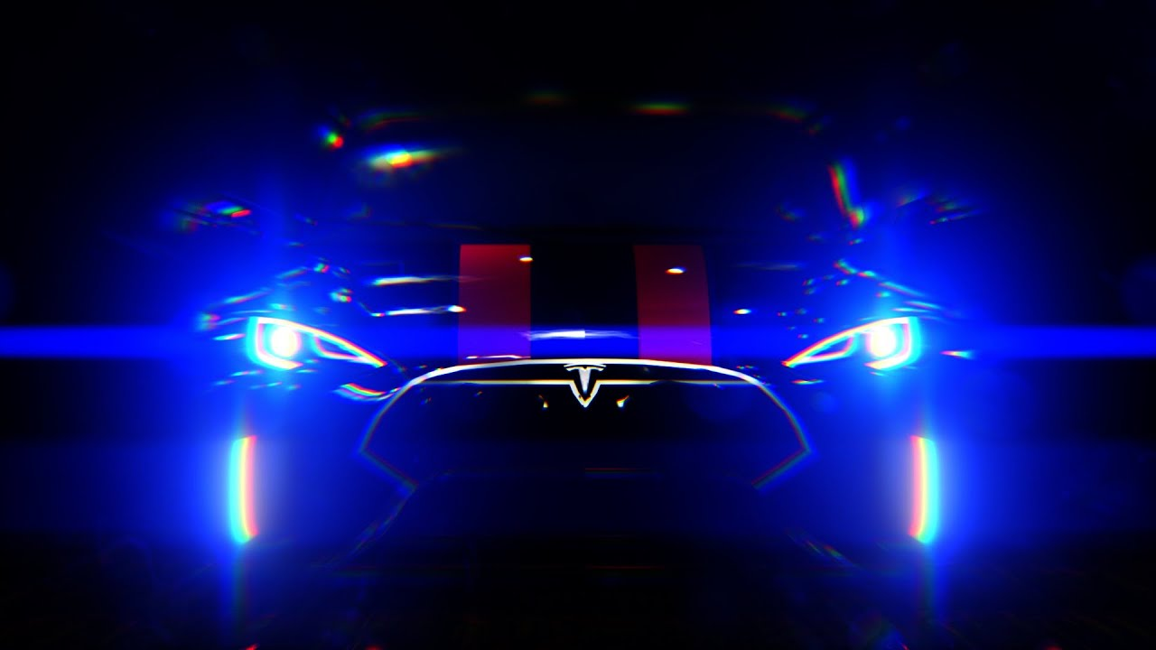 Tesla Model S P85d R Youtube