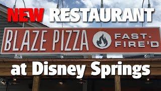 Blaze Pizza | Disney Springs