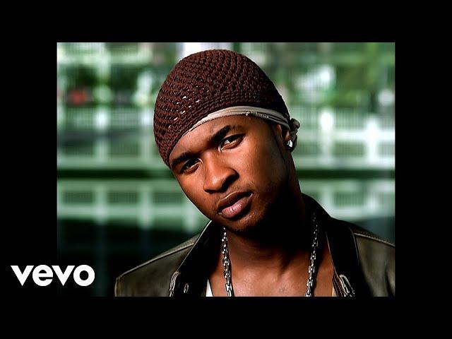 Usher - U Remind Me (Official Music Video)
