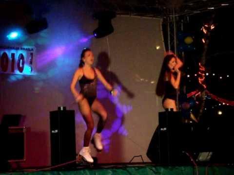 Roller Sis @ Braila -OpenAirShow - 31 DEC 2oo9