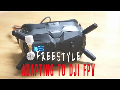 Фото [ Kidult FPV ] Adapting to DJI FPV // DJI 디지털 적응 연습