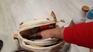 Разбили посуду на перроне