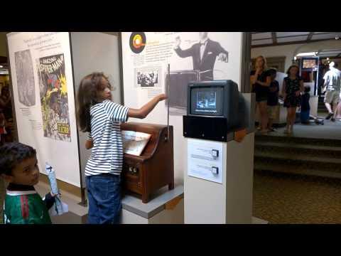 The Bakken museum in Minneapolis