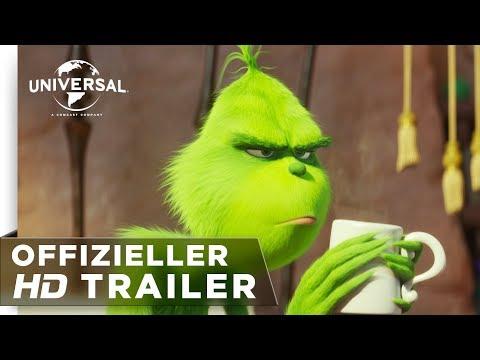 Der Grinch - Trailer deutsch/german HD