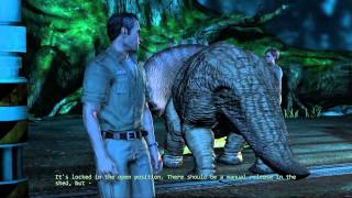 PC Longplay [321] Jurassic Park the Game Episode 1 - The Intruder