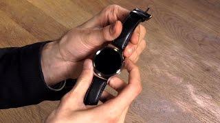 Huawei Watch - Edel-Smartwatch im Unboxing - GIGA.DE