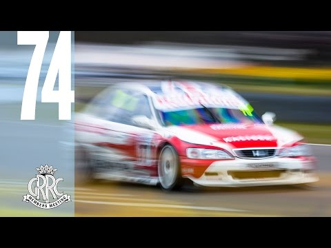 The Greatest collection of Super Tourers EVER  Goodwood High-Speed Demo