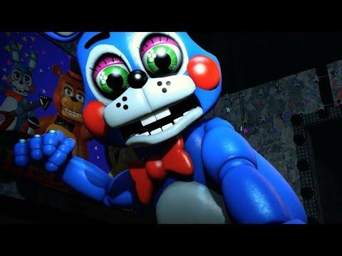 SFM FNAF Toy Bonnie's Death Scene (Five Night's At Freddy's)