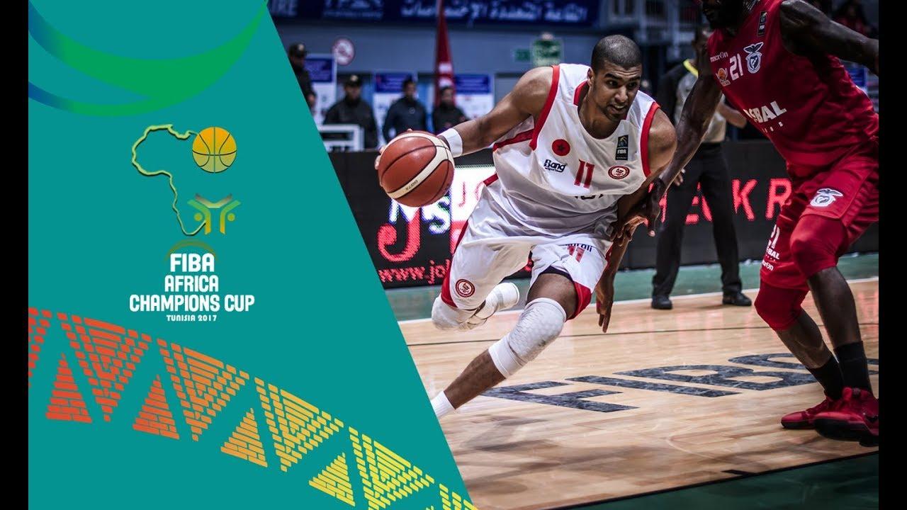 A.S Sale v S. Libolo E Benfica - Full Game - Semi-Finals - FIBA Africa Champions Cup 2017