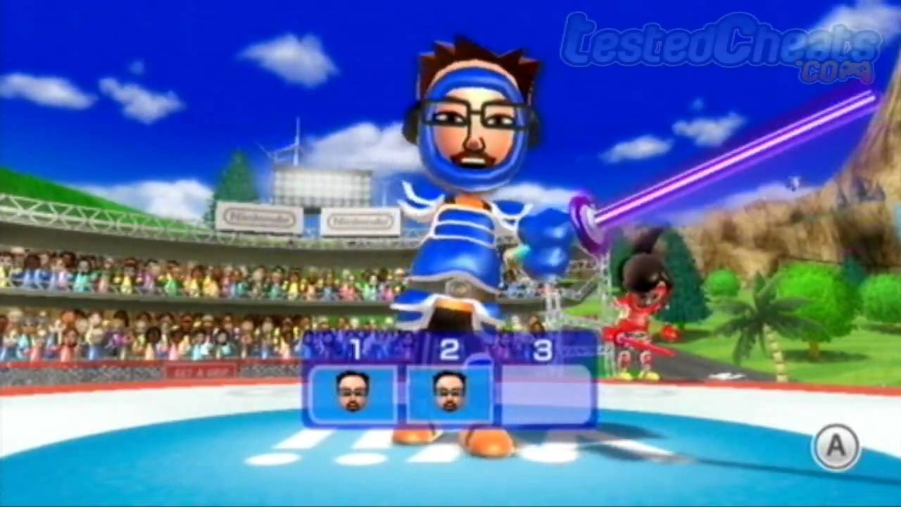 Find A Code >> Wii Sports Resort Swordplay Tips: Beat the Champion in 1 ...