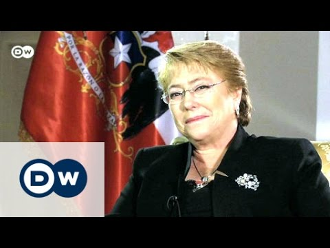 Chile: Kein Ende der Probleme? | DW Interview