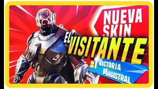 🔴 FORTNITE LIVE: FOR THE NEW SKIN OF THE VISITOR!!!!!