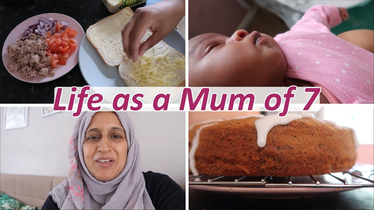 Download Adjusting to Life as a Mum of 7, Current Quick Meal Prep Routine | Vlog | Shamsa