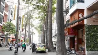 2015 Ho Chi Minh City - Vietnam Street View District 1