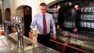 видео доставка пива в кегах