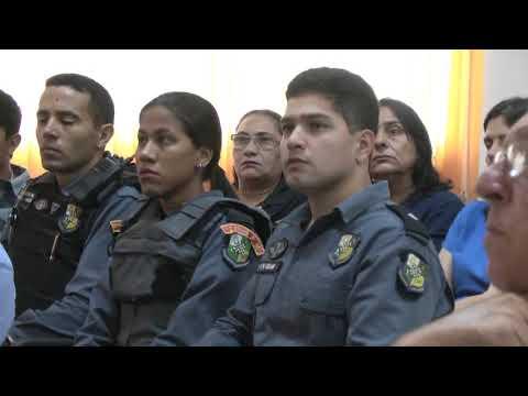Reunião CONSEG debate a segurança pública na região araguaia