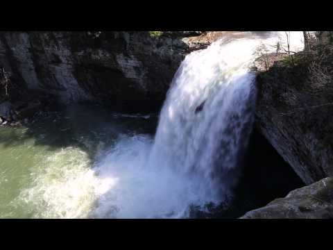 Open Boater Sticks 70-foot Waterfall, Sets new World Record