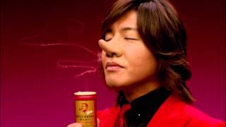 【HD】 SMAP ボス グランアロマ「開発」篇 CM(15秒)