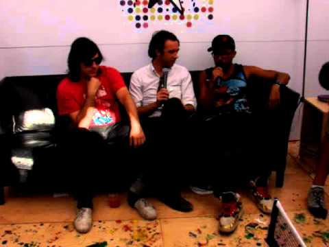 Soulwax Interview @ Dell Lounge