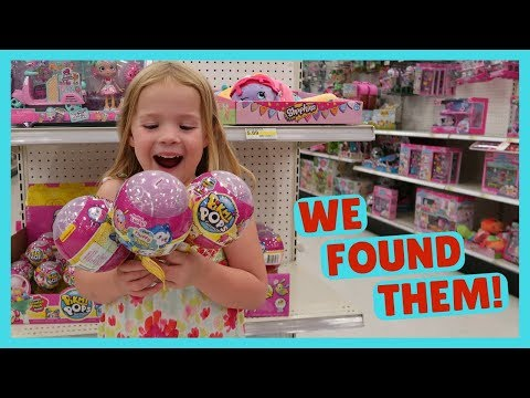 We Found Pikmi Pops Surprise! Toys