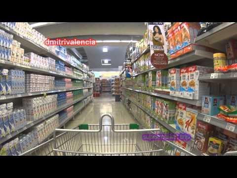 Philippines - Supermarket Trip ep1. Southsupermarket