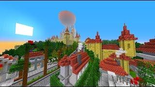Minecraft SHREK PVP CHALLENGE #1 with Vikkstar, BajanCanadian, JeromeASF, CraftBattleDuty & xRpMx13