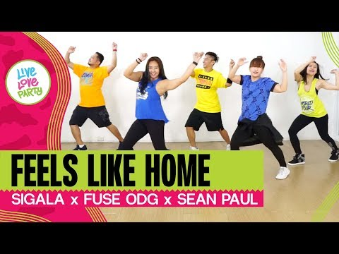 Feels Like Home | Live Love Party™ | Zumba® | Dance Fitness