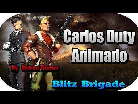 Blitz Brigade/Betrox Gamer vs Geraklon HD
