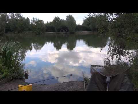 BIRDS GREEN FISHING LAKES, FYFIELD, ONGAR, ESSEX