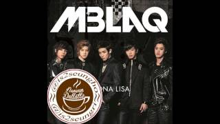 MBLAQ (엠블랙) - MONA LISA (Japanese Ver) (full track album)