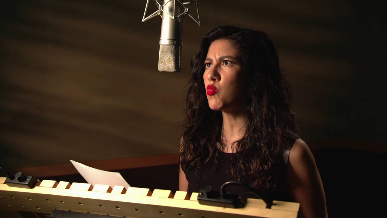 """Download Ice Age: Collision Course: Stephanie Beatriz """"Gertie"""" Behind the Scenes Voice Recording"""