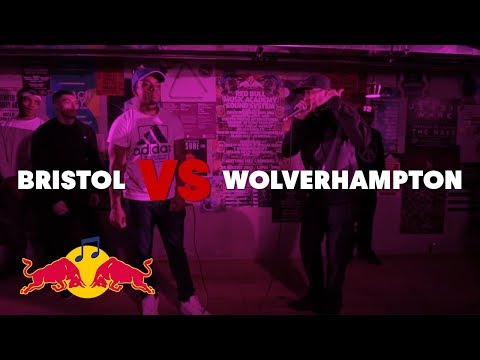 Bristol vs Wolverhampton | Grime-A-Side 2017: Quarter Final