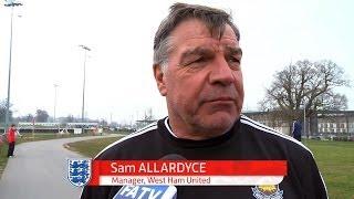 Sam Allardyce and Joe Cole on football development | FATV News