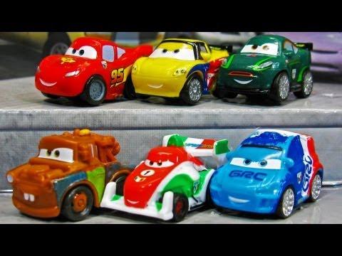 Disney cars-Micro Drifters-Le Professeur Z