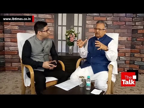 The Talk with Dr. Raman Singh, Chief Minister of Chhattisgarh