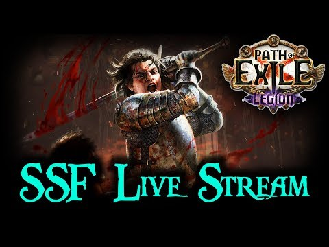 POE SSF Live Stream Prepping For Blight League | Behind Eyes Gaming