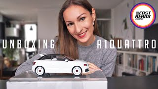 Audi A1 Quattro Model Unboxing