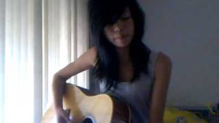 Me singing brick by boring brick by paramore