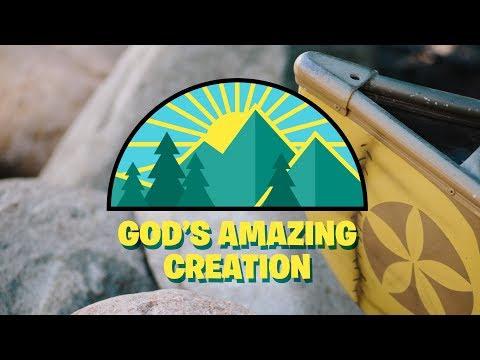 God's Amazing Creation 2020 | Lesson 1